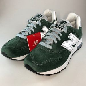 New Balance 1400 Classic Suede Running Shoes